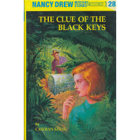 Nancy Drew #28 The Clue of the Black Keys 南茜・朱尔:黑钥匙的线索 ISBN