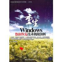 重生――Windows数据恢复技术极限剖析