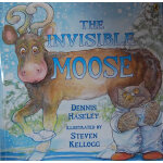 The Invisible Moose (by Steven Kellogg) 隐形的麋鹿 ISBN978014241
