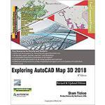 【预订】Exploring AutoCAD Map 3D 2018 9781942689959