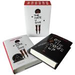 你给的仇恨英文原版小说 The Hate U Give/On the Come Up 2册精装 黑暗中的星光 电影原著