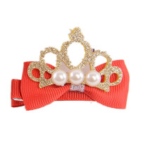 儿童结发夹公主小女孩可爱饰品头饰生日礼物王冠