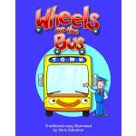 【预订】Wheels on the Bus Big Book 9781493882748