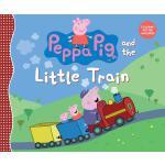 【预订】Peppa Pig and the Little Train 9780763690441