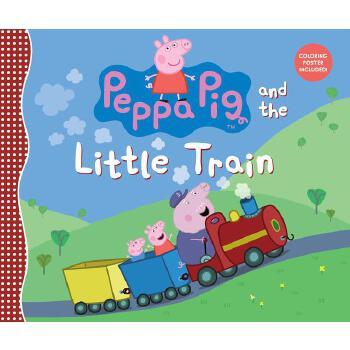 【预订】Peppa Pig and the Little Train 9780763690441 美国库房发货,通常付款后3-5周到货!