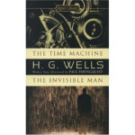 Time Machine The Invisible Man 英文原版,H. G. Wells(赫伯特・乔治・威尔斯)