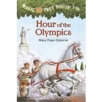 [现货]英文原版 神奇树屋系列16:奥林匹克时光