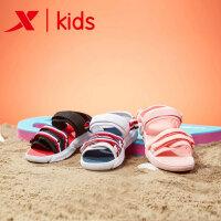 【特步限时直降】特步新品夏季童鞋中小童沙滩鞋沙滩凉鞋681216509252