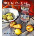 【预订】Digital Painting for the Complete Beginner