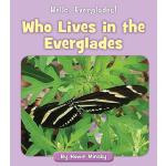 【预订】Who Lives in the Everglades