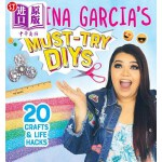 【中商海外直订】Karina Garcia's Must-Try Diys: 20 Crafts
