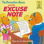 The Berenstain Bears and the Excuse Note 《贝贝熊的假条》 ISBN 9780375811258