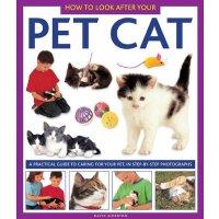 【预订】How to Look After Your Pet Cat: A Practical Guide to Car