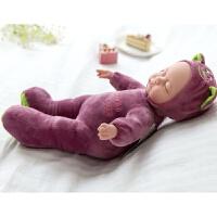 儿童仿真娃娃宝宝会说话的智能洋娃娃婴儿睡眠布娃娃女孩公主玩具