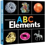 Theodore Gray's ABC Elements 纸板书 英文原版 视觉之旅儿童版 26个字母 化学科普书籍