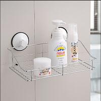 双庆吸盘置物架吸盘置物架厨卫浴室吸盘置物架SQ-1936吸盘多功能厨房浴室壁挂卫生间收纳洗手间置物架