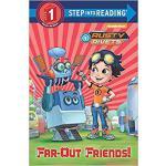 【预订】Far-Out Friends! (Rusty Rivets) 9781524768027