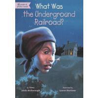 [现货]WHAT WAS UNDERGROUND RAILROAD