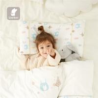 1-3-6岁小孩幼儿园枕头棉四季通用 儿童枕头 宝宝枕头