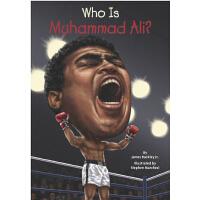 [现货]WHO IS MUHAMMAD ALI?