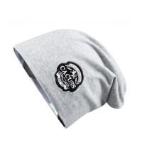 帽子男士韩版嘻哈帽套头帽子女士棉质运动帽头巾帽子