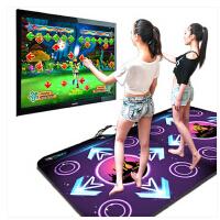 电视电脑两用加厚插卡无限下载跳舞机健身减肥超高清双人跳舞毯