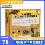 英文原版 Guided Science Readers Parent Pack: Level D平装