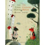 The Town Mouse and the Country Mouse城市老鼠和乡下老鼠 Aesop;Ayano I