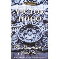 巴黎圣母院 英文原版小说 The Hunchback of Notre-Dame 正版进口英语书籍 全英文版