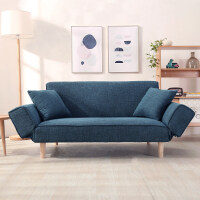 【支持礼品卡】懒人沙发小户型 单双人折叠沙发床两用 卧室网红款现代简约 3pw