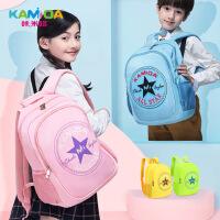 印字韩版儿童书包幼儿园双肩包包学生糖果色儿童背包户外包
