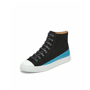 红蜻蜓旗下品牌  HONCHIEF  男鞋休闲鞋秋冬鞋子男板鞋KZA1256