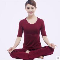 瑜伽服套装女 瑜珈服显瘦健身舞蹈愈加服