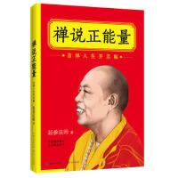 【正版二手书9成新左右】禅说正能量 延参法师 长江文艺出版社