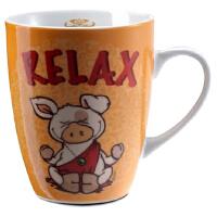 德国NICI 精彩杯世界Fancy Mugs系列 卡通文艺 时尚创意 马克杯 30361当当自营
