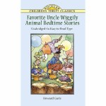Favorite Uncle Wiggily Animal Bedtime Stories(【按需印刷】)