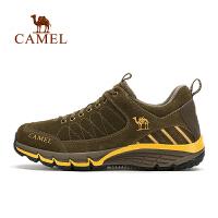 camel骆驼户外徒步鞋 秋冬新品 低帮男鞋