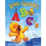 【预订】Little Quack's ABC's 9781416960911