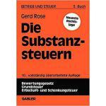 【预订】Die Substanzsteuern 9783409509466