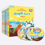 悠游阅读.成长计划(第1级1-5)儿童书籍 ,9789900412793