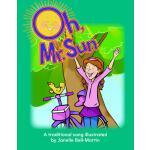 【预订】Oh, Mr. Sun Big Book 9781493882687
