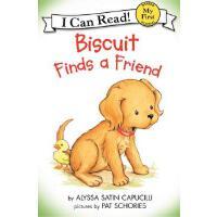 [现货]英文原版Biscuit Finds a Friend 儿童图书