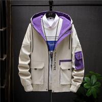 外套男孩衣服大童男装12-15岁13初中学生14-16上衣秋装夹克