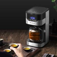 金正煮茶壶家用蒸茶器黑茶煮茶器多功能全自动小型办公室蒸汽茶壶