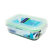 GLASS LOCK 三光云彩 SGYC11韩国进口钢化玻璃扣可微波保鲜盒饭盒RP519