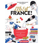【中商原版】吃法餐吧!英文原版 Let's Eat France! Francois-Regis Gaudry Art