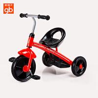 好孩子儿童三轮车2-4岁童车男女宝宝玩具车幼儿幼童脚踏车自行车
