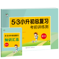 小学语文 53小升初总复习 考前讲练测(2019)