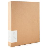 广博(GuangBo)2英寸牛皮纸档案盒资料盒文件盒/低碳一族DT5318当当自营