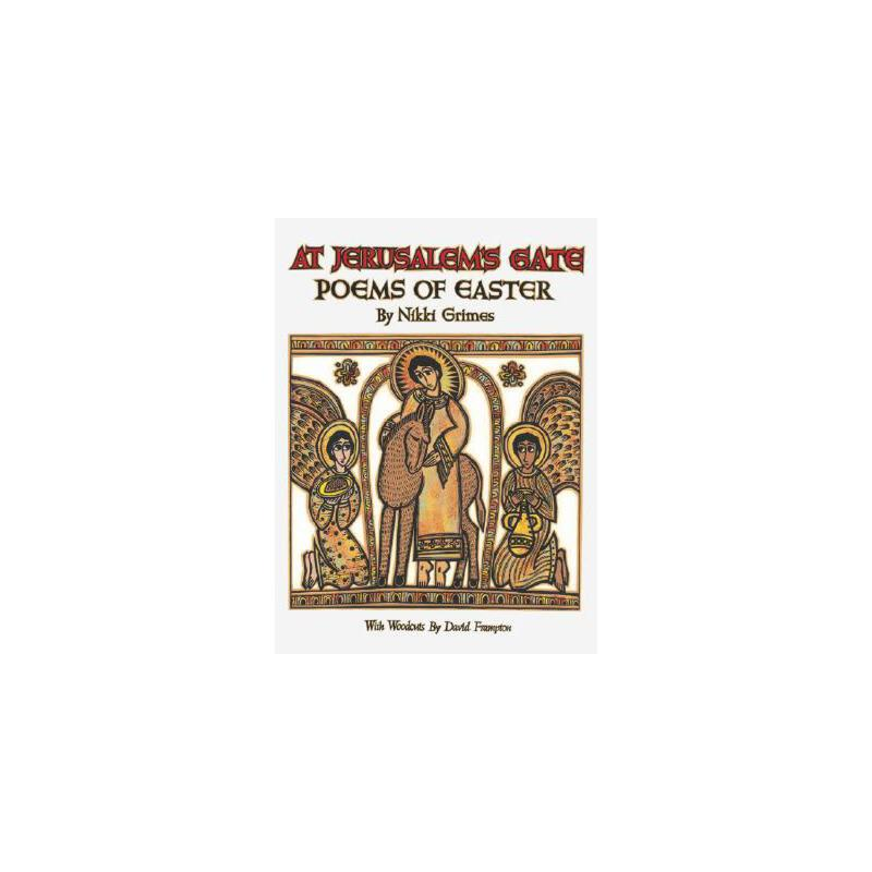 【预订】At Jerusalem's Gate: Poems of Easter 预订商品,需要1-3个月发货,非质量问题不接受退换货。